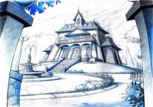 La mansión de los sueños