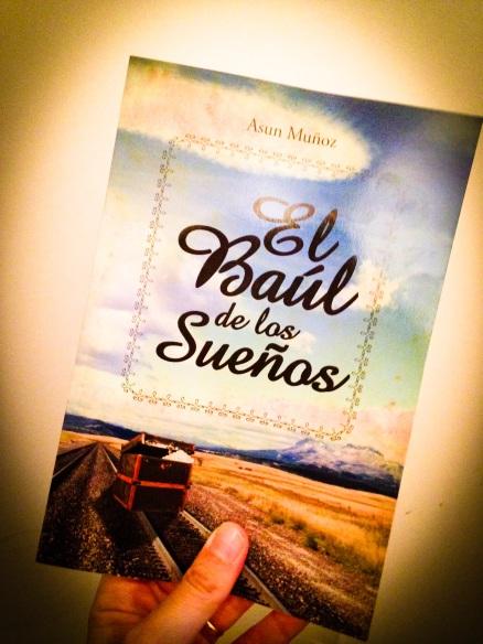 Libro: El baúl de los sueños.